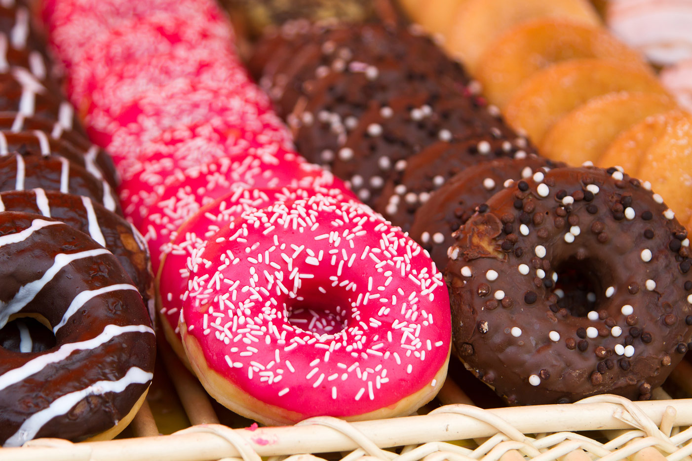 assorted doughnuts donuts