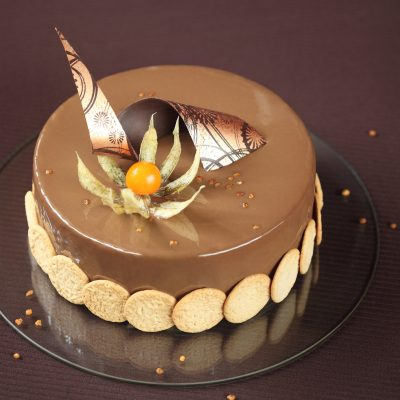 chocolate-mousse-cake